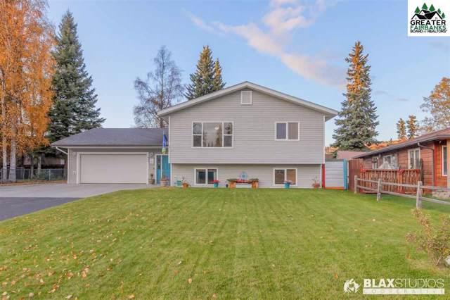 420 Le Ann Drive, Fairbanks, AK 99701 (MLS #142206) :: Powered By Lymburner Realty