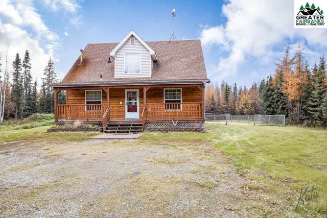 1943 Tunnels Road, North Pole, AK 99705 (MLS #142233) :: Powered By Lymburner Realty