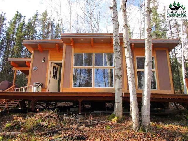 1011 Old Chatanika Trail, Fairbanks, AK 99712 (MLS #142246) :: Powered By Lymburner Realty