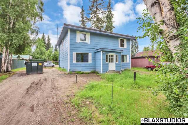 515 Farewell Avenue, Fairbanks, AK 99701 (MLS #142267) :: Powered By Lymburner Realty