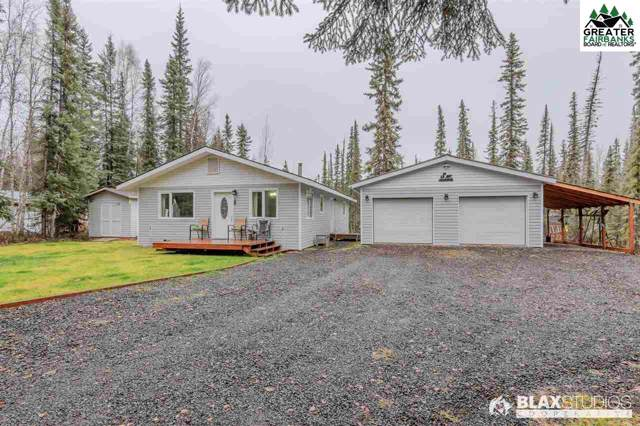 3181 Storey Drive, North Pole, AK 99705 (MLS #142347) :: Powered By Lymburner Realty