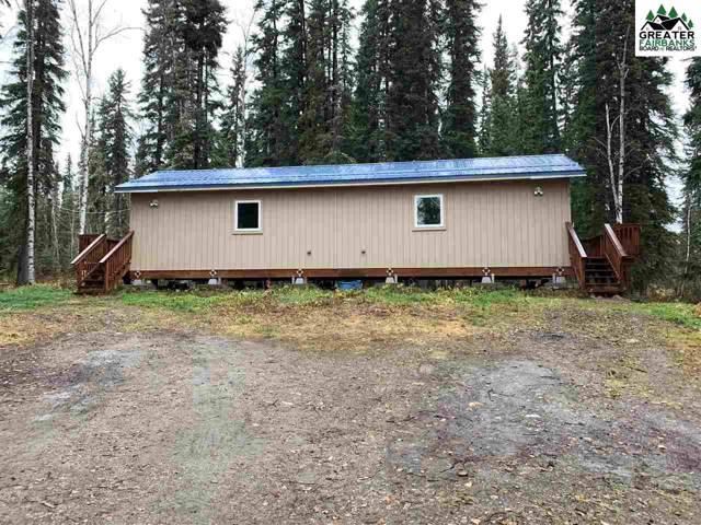 1144 Walker Way Unit B, Fairbanks, AK 99709 (MLS #142372) :: Powered By Lymburner Realty
