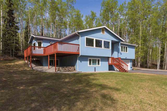 515 Kentshire Drive, Fairbanks, AK 99709 (MLS #142435) :: Powered By Lymburner Realty