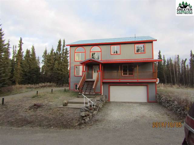 3696 Richardson Highway, Delta Junction, AK 99737 (MLS #142444) :: Powered By Lymburner Realty