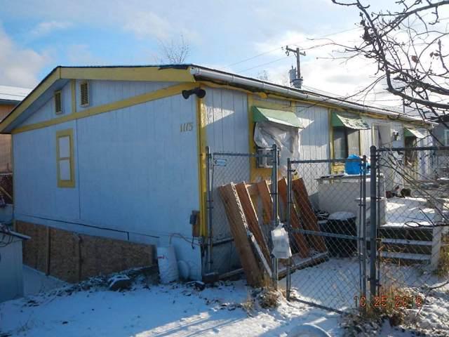 1113 26TH AVENUE, Fairbanks, AK 99701 (MLS #142466) :: Powered By Lymburner Realty