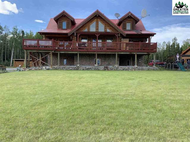 696 Mellow Glow Lane, Delta Junction, AK 99737 (MLS #142476) :: Madden Real Estate