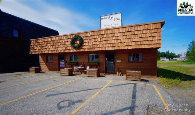 131 Santa Claus Lane, North Pole, AK 99705 (MLS #142543) :: Powered By Lymburner Realty