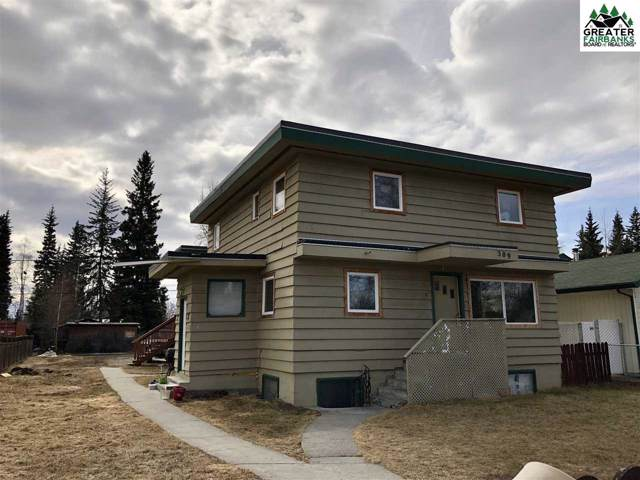 309 Dunbar Avenue, Fairbanks, AK 99701 (MLS #142583) :: RE/MAX Associates of Fairbanks