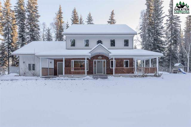 3325 Wing Court, North Pole, AK 99705 (MLS #142587) :: RE/MAX Associates of Fairbanks