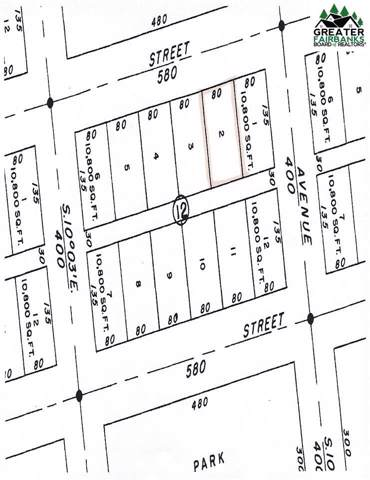 L2 B12 Fifth Street, Delta Junction, AK 99737 (MLS #142642) :: RE/MAX Associates of Fairbanks