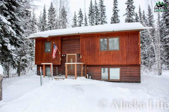 3106 Treaty Street, North Pole, AK 99705 (MLS #142665) :: RE/MAX Associates of Fairbanks