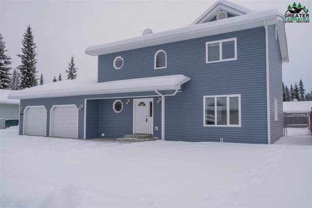 610 Audrey Drive, Fairbanks, AK 99709 (MLS #142668) :: Powered By Lymburner Realty