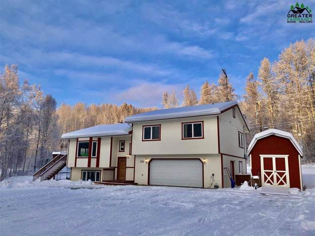 70 Teresa Turnaround, Fairbanks, AK 99712 (MLS #142680) :: Madden Real Estate