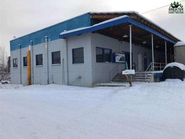 329 Driveway Street, Fairbanks, AK 99701 (MLS #142688) :: Powered By Lymburner Realty