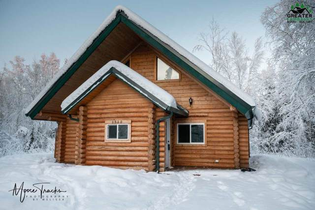 1510 Sailor Court, North Pole, AK 99705 (MLS #142693) :: Powered By Lymburner Realty