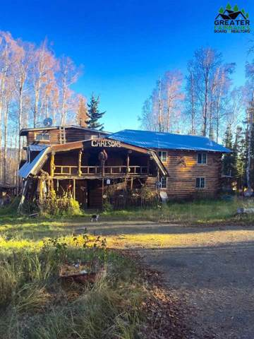 NHN Elliott Highway, Fairbanks, AK 99712 (MLS #142709) :: Madden Real Estate
