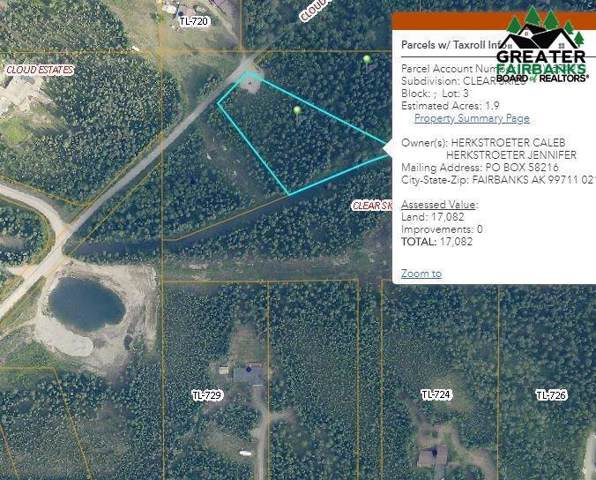 NHN Cloud Road, North Pole, AK 99705 (MLS #142715) :: RE/MAX Associates of Fairbanks