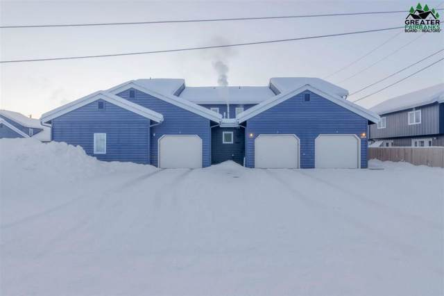 1313 #4 Twenty Eighth Avenue, Fairbanks, AK 99709 (MLS #142721) :: Madden Real Estate