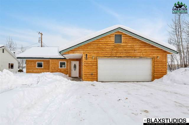 850 Shellinger Street, North Pole, AK 99705 (MLS #142777) :: Madden Real Estate