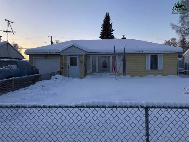 719 Bentley Drive, Fairbanks, AK 99701 (MLS #142784) :: RE/MAX Associates of Fairbanks