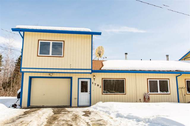 1792 Tootie Street, North Pole, AK 99705 (MLS #142850) :: Powered By Lymburner Realty
