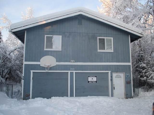 2826 Totem Drive, Fairbanks, AK 99709 (MLS #142929) :: Madden Real Estate