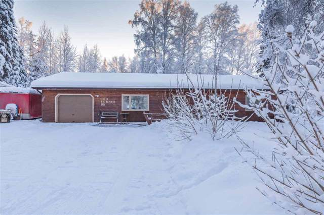 900 Turner Drive, North Pole, AK 99705 (MLS #142949) :: Powered By Lymburner Realty