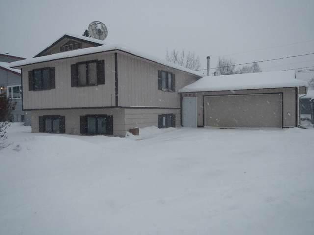 591 Slater Drive, Fairbanks, AK 99701 (MLS #142961) :: Madden Real Estate