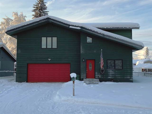 529 Slater Drive, Fairbanks, AK 99701 (MLS #142978) :: Powered By Lymburner Realty