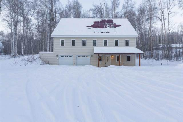 3380 Hillary Avenue, Fairbanks, AK 99709 (MLS #143010) :: Powered By Lymburner Realty