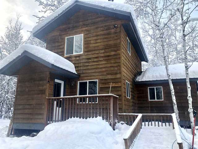 2380 Dome View Ave, Fairbanks, AK 99709 (MLS #143017) :: Powered By Lymburner Realty
