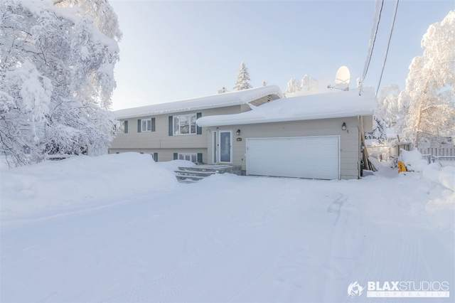 3017 Riverview Drive, Fairbanks, AK 99709 (MLS #143021) :: Powered By Lymburner Realty
