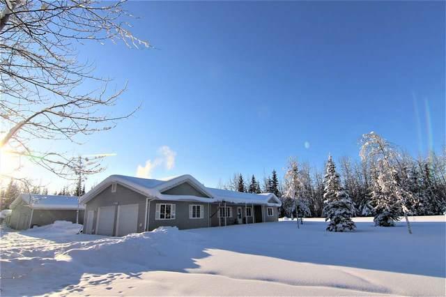 3041 Nate Circle, North Pole, AK 99705 (MLS #143070) :: Powered By Lymburner Realty