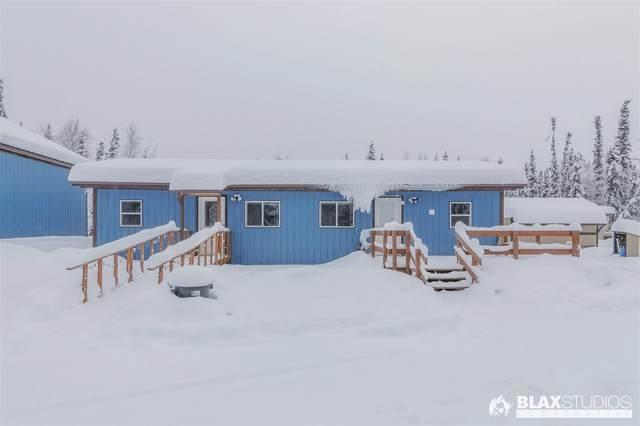5599 Old Valdez Trail, Salcha, AK 99714 (MLS #143081) :: Powered By Lymburner Realty