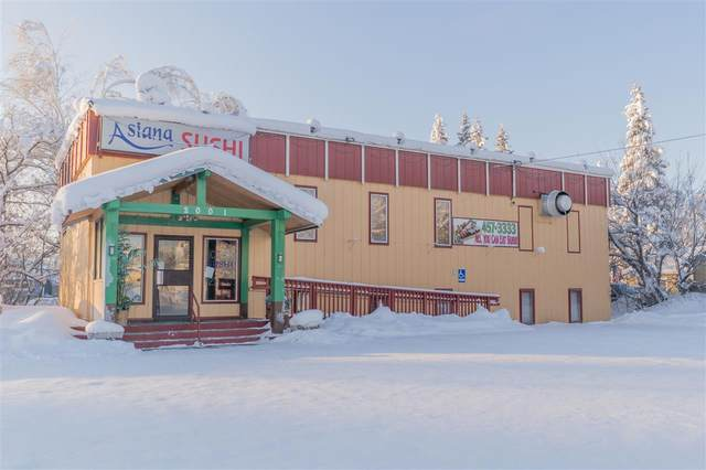 2001 Airport Way, Fairbanks, AK 99701 (MLS #143087) :: Powered By Lymburner Realty