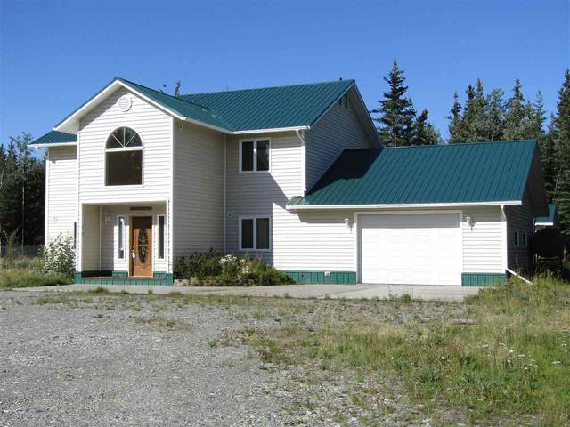 5673 Willow Street, Delta Junction, AK 99737 (MLS #143089) :: Powered By Lymburner Realty