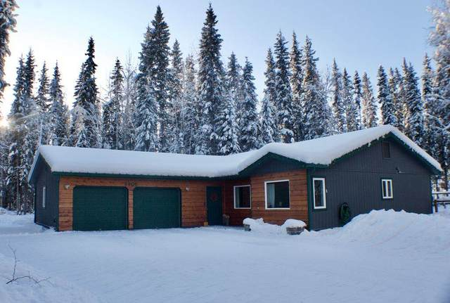 2905 Maurice Avenue, North Pole, AK 99705 (MLS #143093) :: Powered By Lymburner Realty