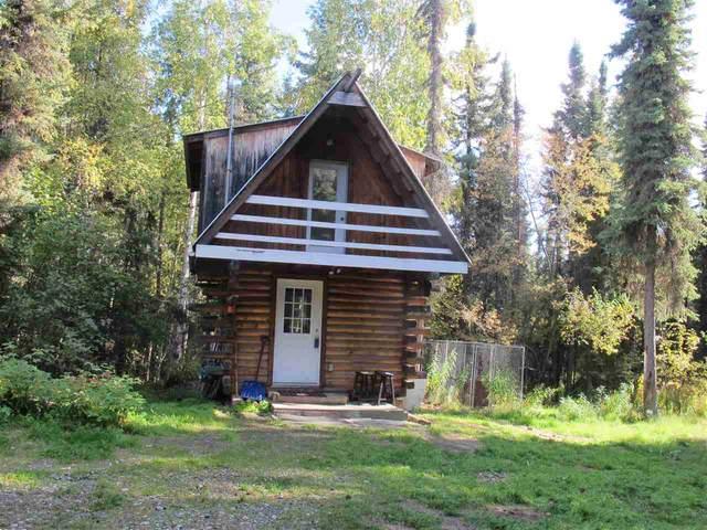 970 E Chena Hills Drive, Fairbanks, AK 99709 (MLS #143097) :: Madden Real Estate