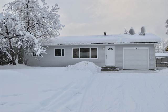 236 Bentley Drive, Fairbanks, AK 99701 (MLS #143105) :: Powered By Lymburner Realty