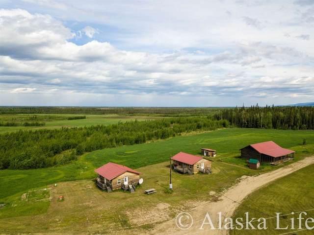 Nenana 315 Parks Highway, Nenana, AK 99760 (MLS #143113) :: RE/MAX Associates of Fairbanks