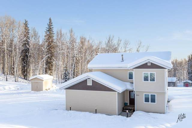 2003 Chena Point Avenue, Fairbanks, AK 99709 (MLS #143117) :: Powered By Lymburner Realty