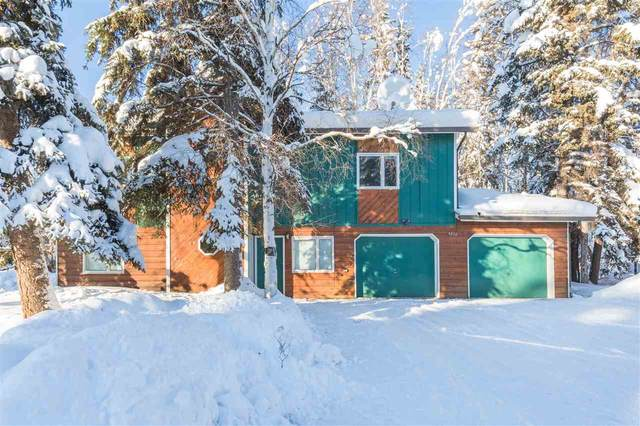 4852 Glasgow Drive, Fairbanks, AK 99709 (MLS #143133) :: Powered By Lymburner Realty