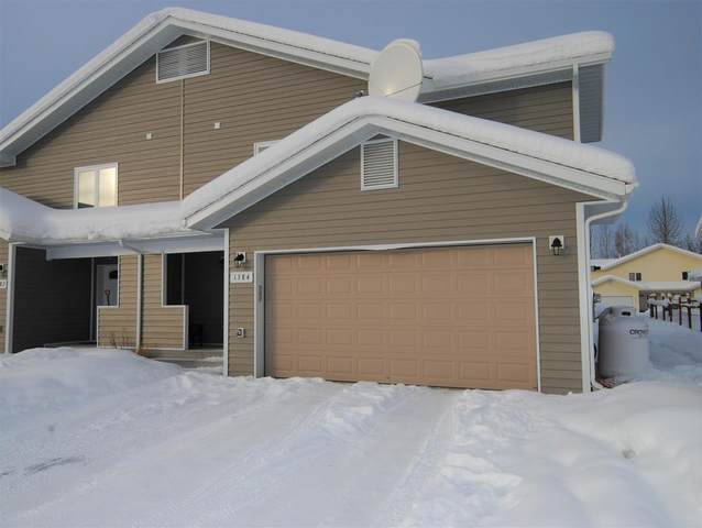 1384 D Street, Fairbanks, AK 99701 (MLS #143135) :: Powered By Lymburner Realty