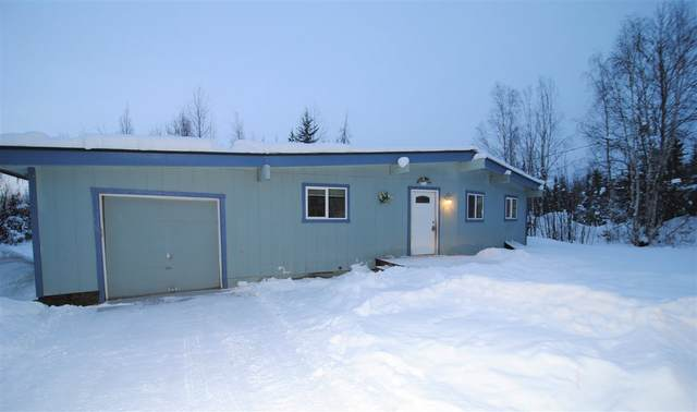 2829 Horseshoe Way, North Pole, AK 99705 (MLS #143136) :: Powered By Lymburner Realty