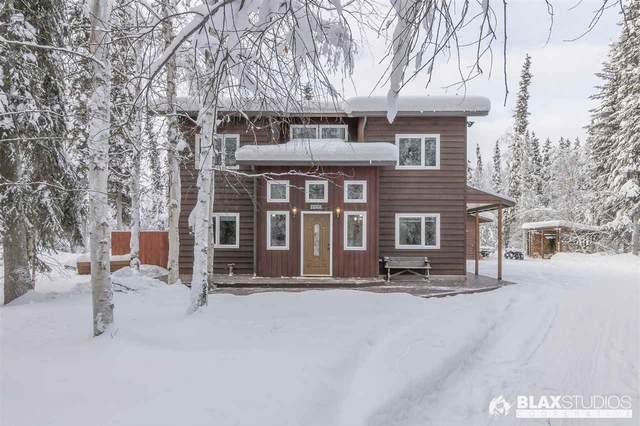 1199 Stock Road, Fairbanks, AK 99709 (MLS #143138) :: Powered By Lymburner Realty