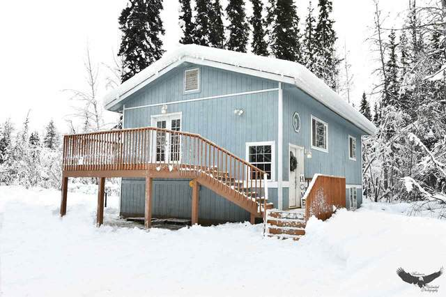 1988 Melanie Lane, Fairbanks, AK 99709 (MLS #143151) :: Powered By Lymburner Realty
