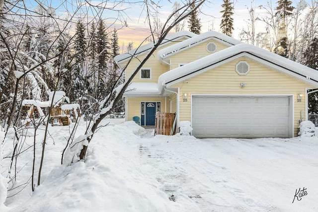 25 Steelhead Road, Fairbanks, AK 99709 (MLS #143158) :: Madden Real Estate