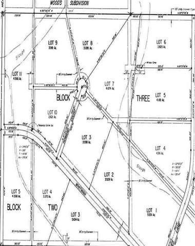 Lot 3 Whitman Road, North Pole, AK 99705 (MLS #143160) :: Madden Real Estate