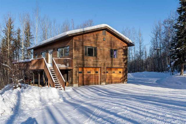 115 Gruening Way, Fairbanks, AK 99712 (MLS #143233) :: Powered By Lymburner Realty