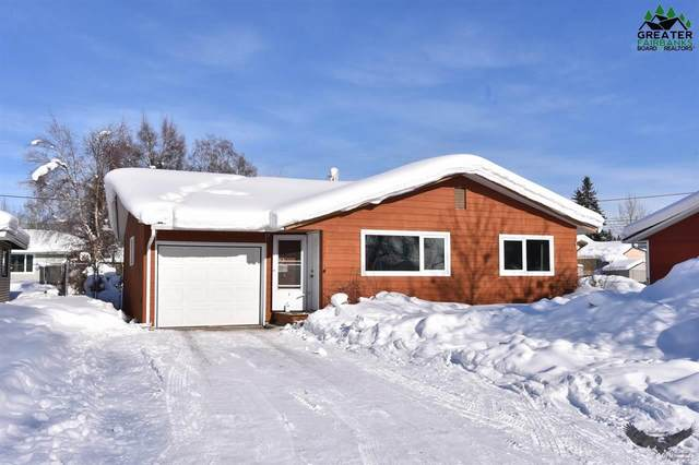 203 Bentley Drive, Fairbanks, AK 99701 (MLS #143327) :: Powered By Lymburner Realty